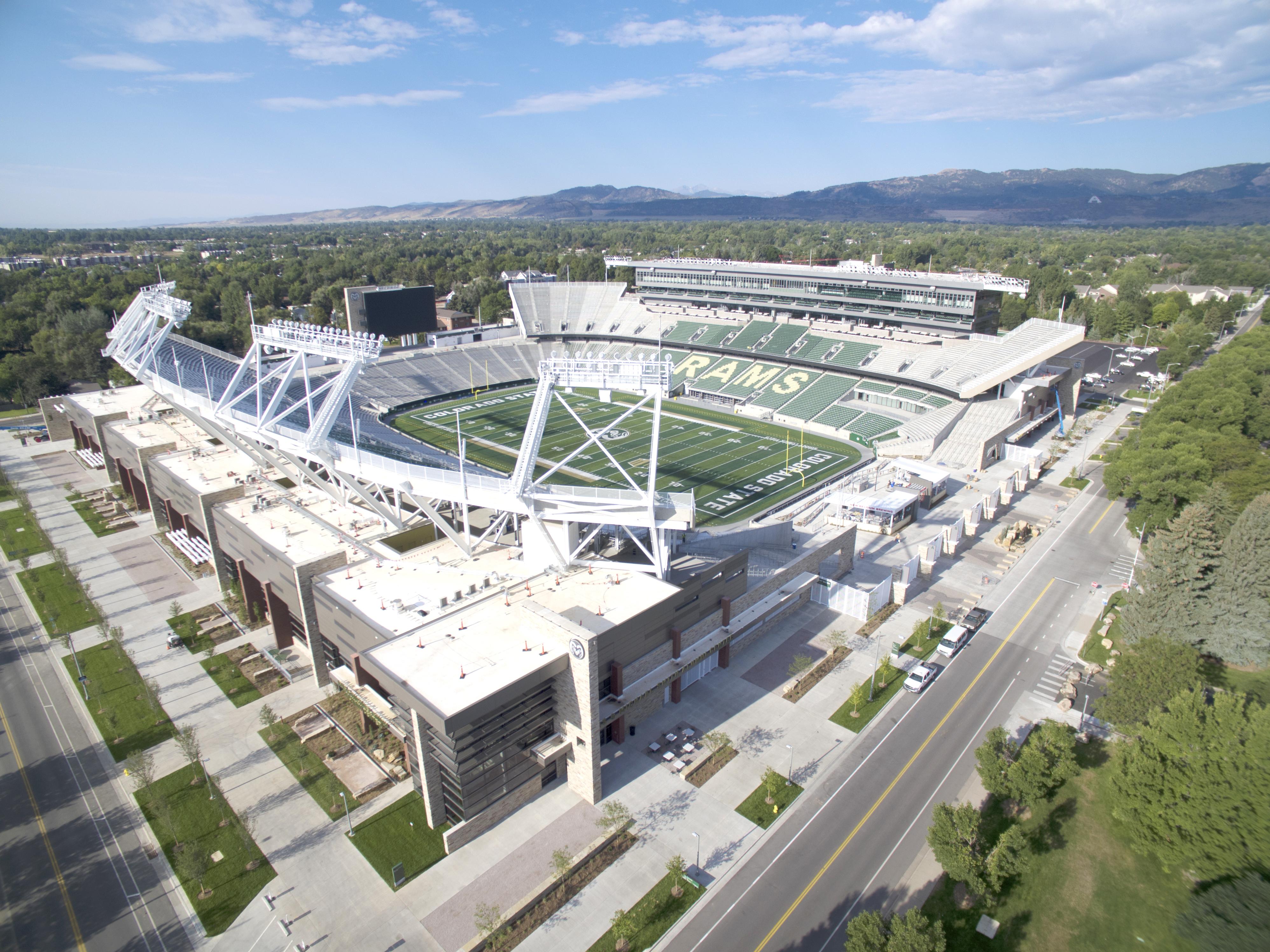 Canvas Stadium   CAA ICON