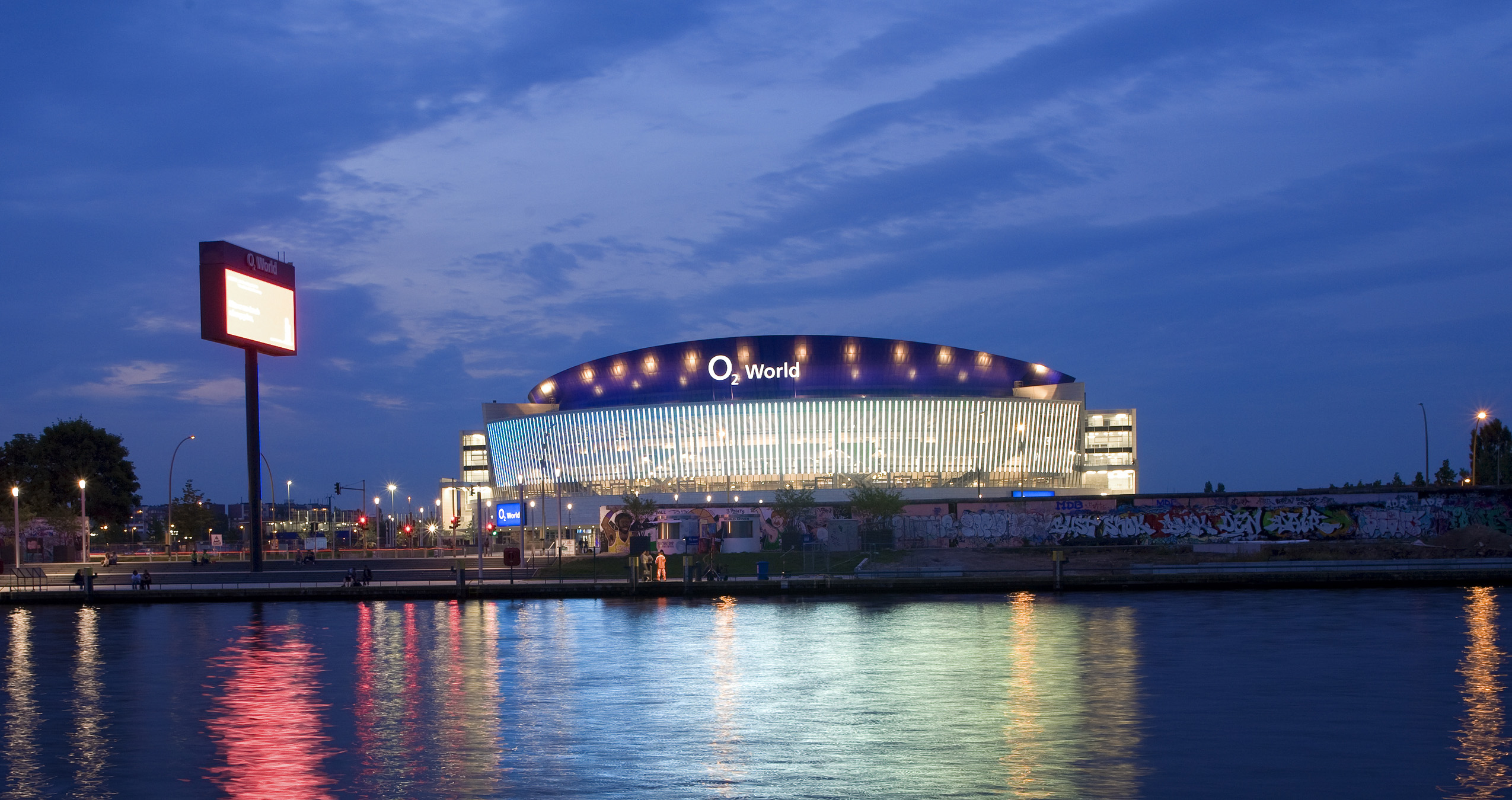 Mercedes-Benz Arena - Berlin | CAA ICON