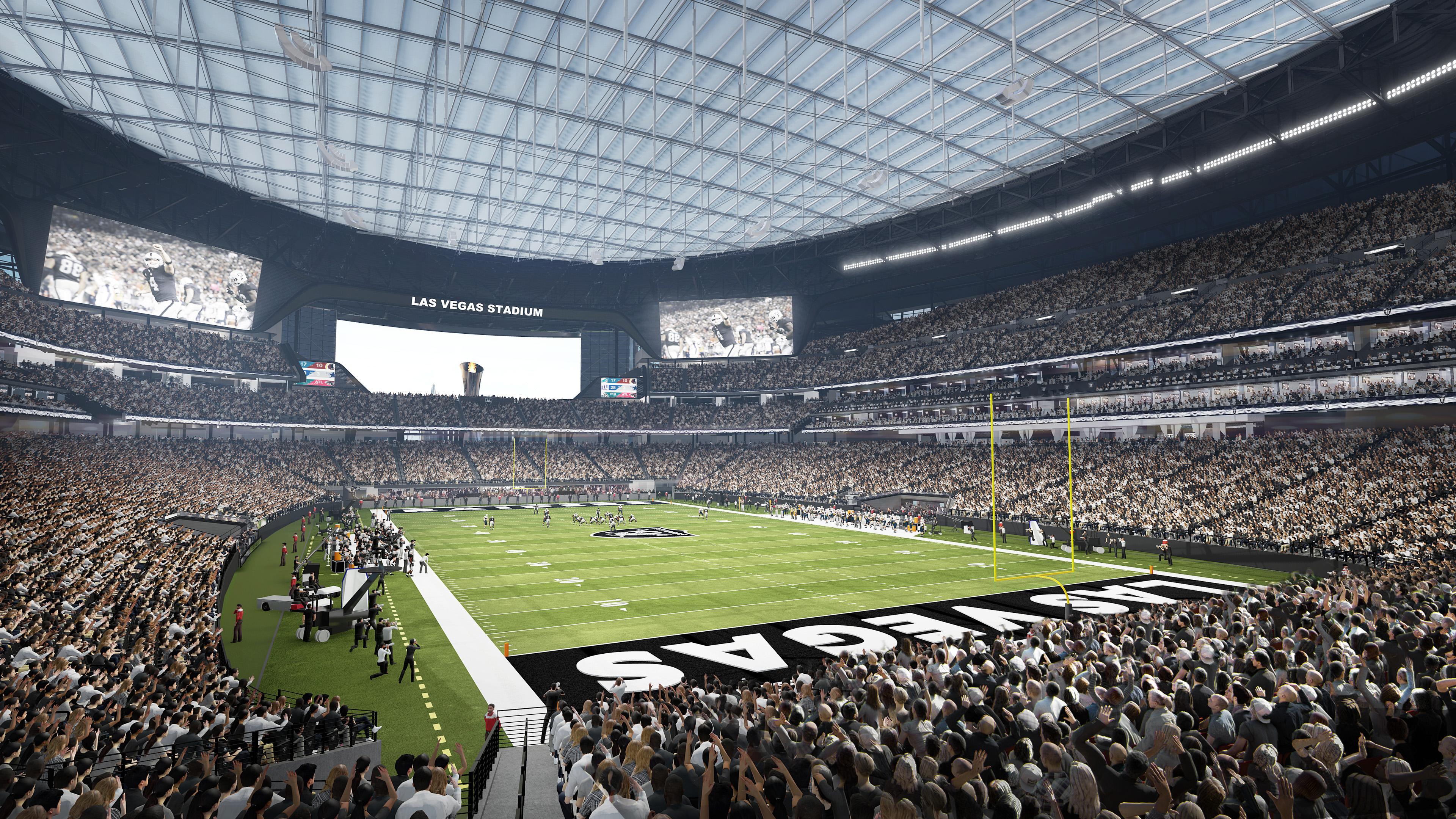 a5013eee61c Las Vegas Stadium Rendering