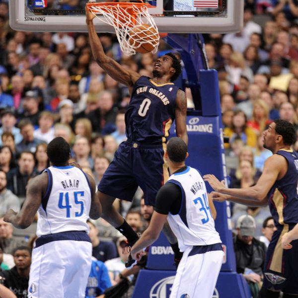 New Orleans Pelicans Dunk