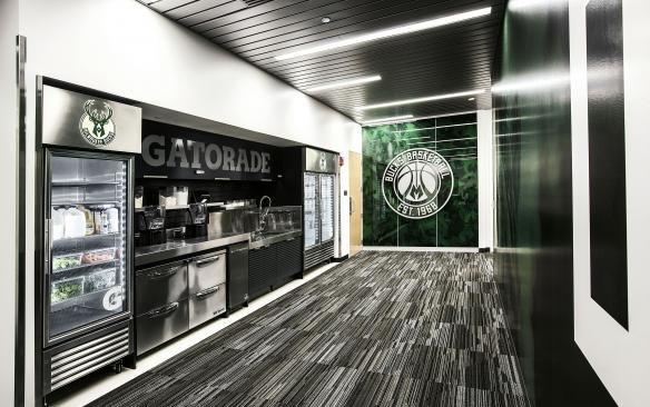 Froedtert & the Medical College of Wisconsin - Gatorade Station