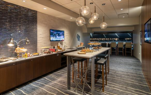 Fiserv Forum Suite