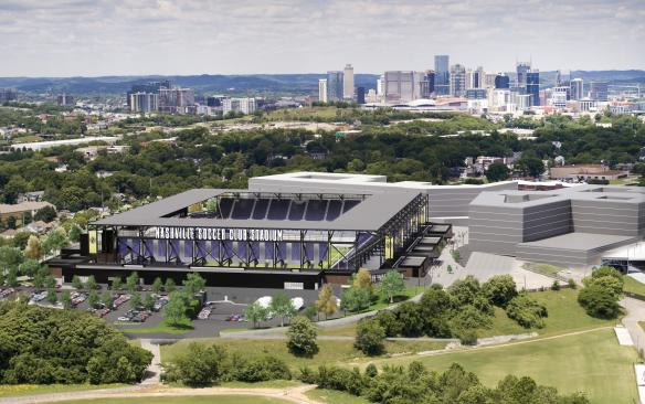 Nashville MLS South Day View